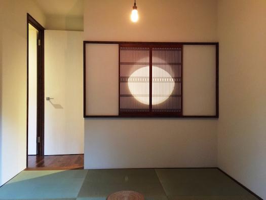 デザイン性を感じる和室